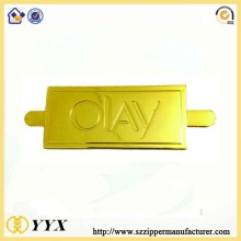Solid Zinc Alloy Lacquered Custom Namnskylt Tag