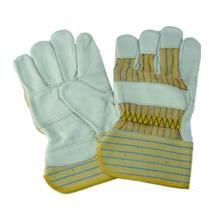 Kuh-Korn-Handschuh, Leder-Arbeitshandschuh, CE-Handschuh