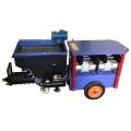 Машина для нанесения штукатурных бетонных растворов