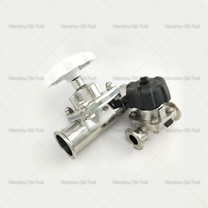 Diaphragm Valves x (10)