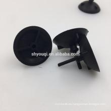 Sello de goma del enchufe negro en venta caliente