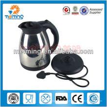 Bouilloire électrique en acier inoxydable de 1,8 L