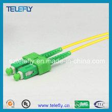 Cordons de correction de fibre optique