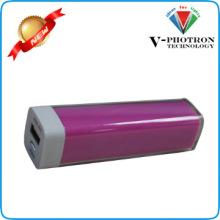 2600mah lipstick power bank