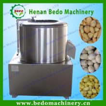 descascamento de batata-doce e máquina de lavar roupa / uso doméstico de lavagem de batata e máquina de peeling