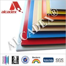 2mm, 3mm, 4mm, 5mm, 6mm PVDF ACP Wal Cladding Sheet