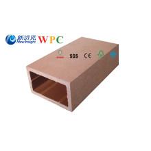 75 * 45mm WPC Décorer la planche avec certificat CE & Fsc