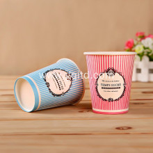 Disposable 16oz paper cup coffee drink cup