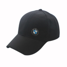 Rubber Label Embroidery Baseball Cap with Logo Customized