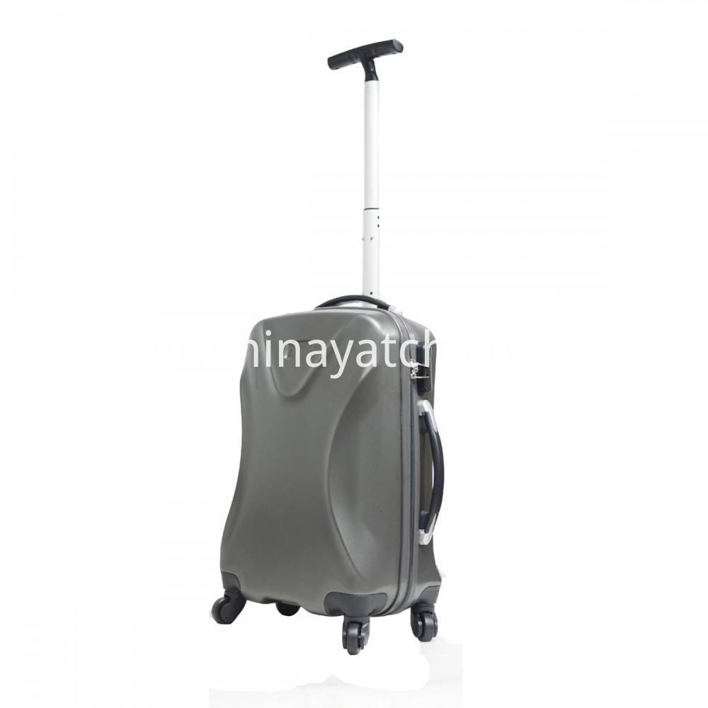ABS Luggage with Single Trolley