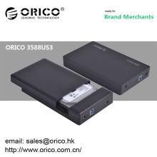 ORICO 3588US3 USB 3.0 SATA 3.5 hdd gabinete para Notebook Desktop PC