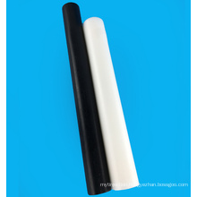 Virgin Black Pom Plastic Rod Pom Bar