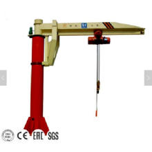 Goods high definition for for Small Pillar Jib Crane Wall Lift Arm Crane Price With Column export to Djibouti Supplier