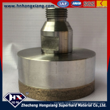 Sintered Diamond Hole Drill for Glass Drilling