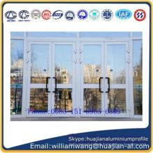 Wholesale 6063 T5 aluminium profile to make doors and windows designs dubai