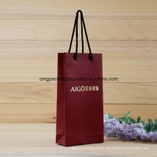 Luxury Paper Gift Bag for Ladies Garment with Your Logo Printed