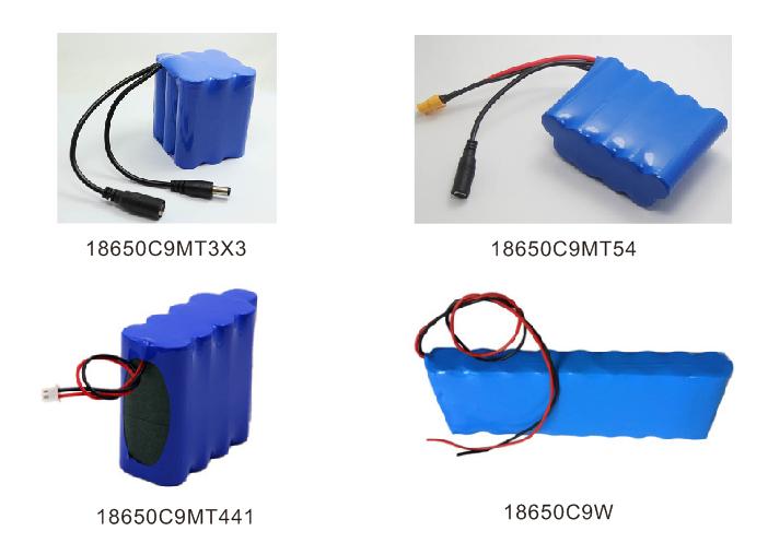 18650C9 18650 battery pack