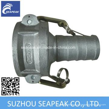 Tipo de reducción de aluminio Camlock C