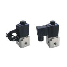 Válvulas solenóides pneumáticas série 3V3 normalmente abertas e fechadas