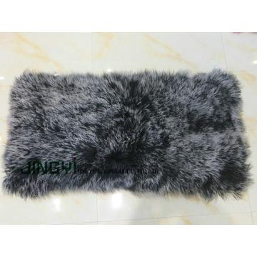 Long Hair Tibetan Sheepskin Blanket