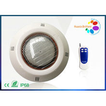 Underwater 12w Led Wall Mount Pool Light 24v With Dmx512 , Waterproof Pool Light