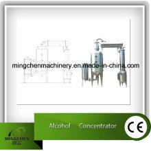 Single-Effect Concentrator/Concentrate