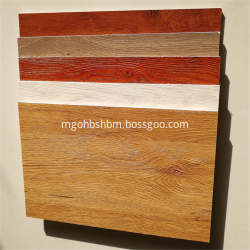 MgO Decoration Grain Partition Wall Panel