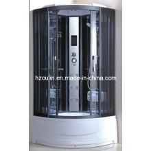 Cabine complète de cabine de cabine de douche de vapeur de luxe (AC-68)