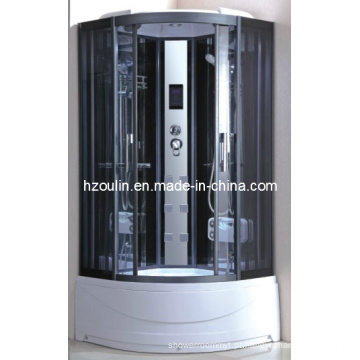 Termine a cabine luxuosa do compartimento da caixa da casa do chuveiro do vapor (AC-68)