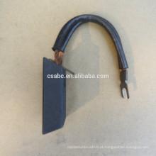 Escova de carbono de eletrografita SA3513