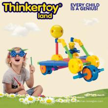 Kids Plastic Toy Building Block 2015 New