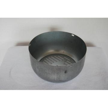Couverture de moteur d'emboutissage de métal d'OEM Arc-S043