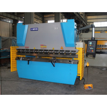 Machine de cintrage de plaques de platine de 2500 mm Machine de cintrage de plaque de 2 mm