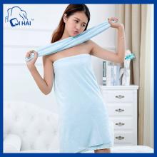 20% Polyeaster 80% serviette de bain en polyamide en microfibre (QHC00112)