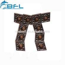 BFL-Hartmetalleinsätze für die Stahlbearbeitung
