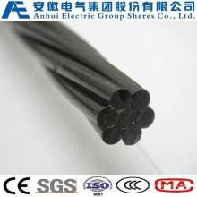 7no. 8AWG, condutores de aço concêntrico-encadeados em alumínio-revestido, ASTM B416