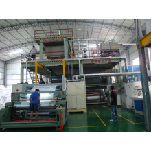 AL-2400 SMS Non Woven Fabric Making Machine with high quality