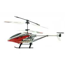 3CH RC Flygplan Helikopter med Gyro