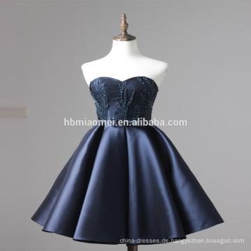 Elegantes Design-Fleck-Brautjunfer-Kleid mit türmendem Rock 2016