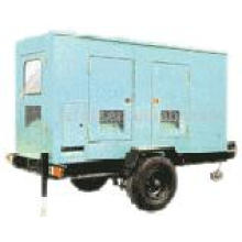 centrale mobile de remorque