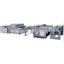 Máquina de impressão de tela de cilindro cheio-Auto