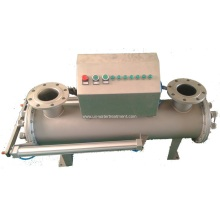UV disinfection water system for waste water 250GPM