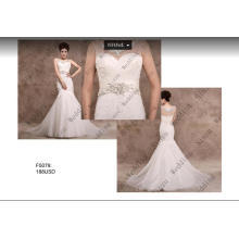 Mermaid Lace Wedding Dress Bridal Gowns F5079