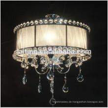 Neues Produkt Stoff Moderne Crystal Celing Beleuchtung für Princess Dreams
