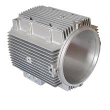 Aluminium-Druckguss-Ersatz-Auto-Teil mit Bearbeitung