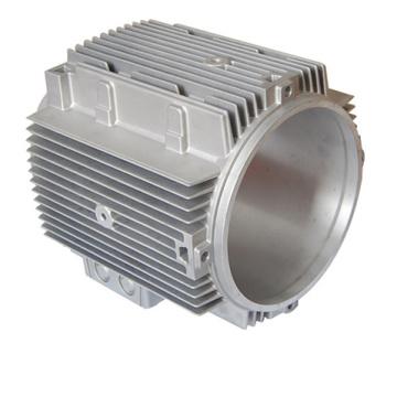 Aluminum Die Casting Spare Auto Part with Machining