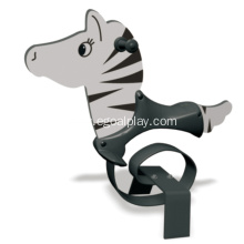 New Design Zebra Spring Rider
