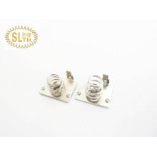 Ressorts de compression en acier inoxydable de haute qualité faits sur commande de fil de musique (SLTH-CS-013)
