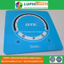 DTE Ultraschall-Scaler In-Mould Dekoration IMD Kunststoff-Panel