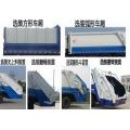 16CBM-22CBM Compression Garbage Truck Dongfeng DFL 6X4